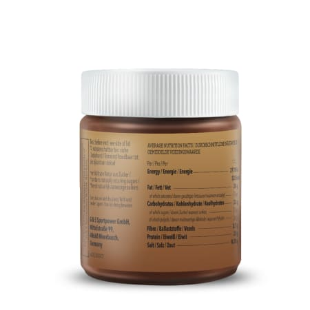 Protein Spread - Hazelnut Cocoa Cream (200g)