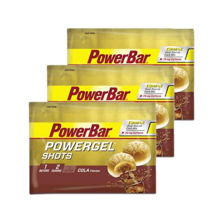 3 x Powergel Shots (3x60g)