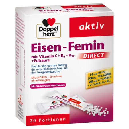 Eisen Femin direct (20 Portionsbeutel)