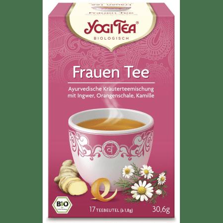 Yogi Tee Frauen Tee bio (17 Beutel)