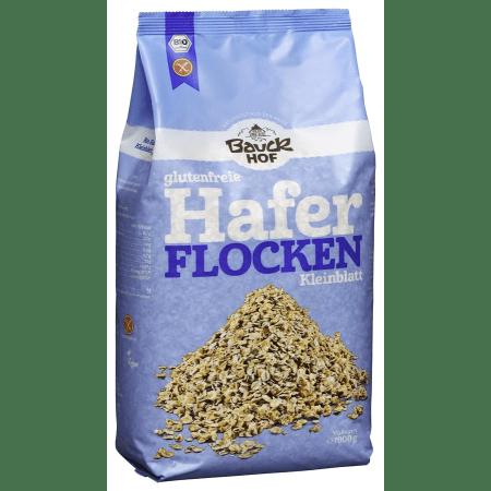 Haferflocken Kleinblatt glutenfrei bio (1000g)