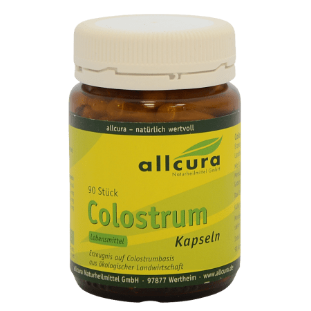 Colostrum bio (90 Kapseln)