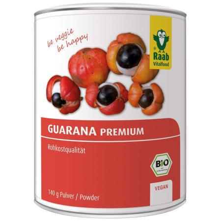 Bio Guarana Powder (140g)
