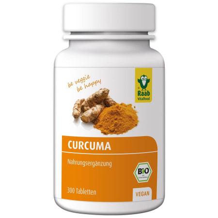 Bio Curcuma (300 Tabletten)