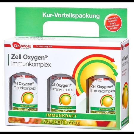 Zell Oxygen Immuncomplex Kuur (750ml)