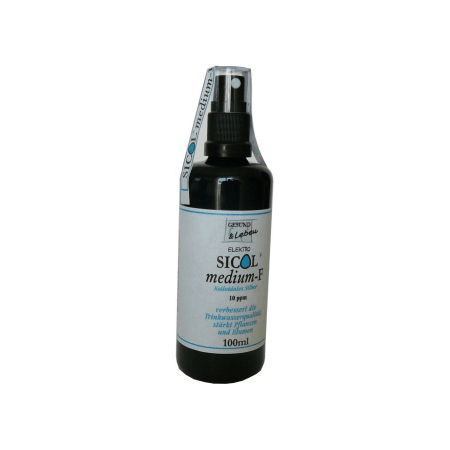 SICOL medium-F® 10ppm (100ml)