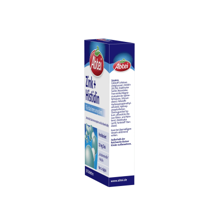 Zink + Histidin (30 Tabletten)