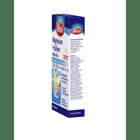 Magnesium + Kalium Depot (30 Tabletten)