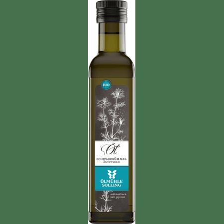 Bio Schwarzkümmelöl Ägyptisch (250ml)