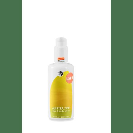 Summer Time Face & Body Lotion, leicht tönend LSF 6 (150ml)