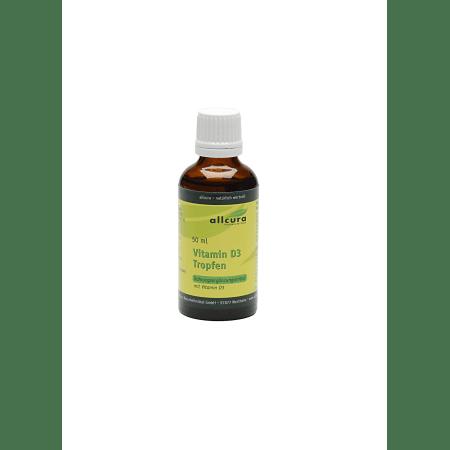 Vitamin D3 Tropfen 100 i.E. (50ml)