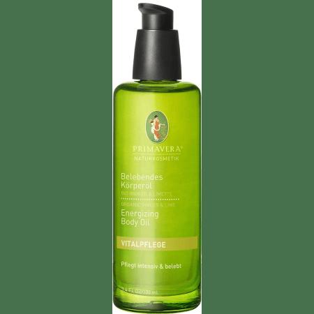 Belebendes Körperöl Ingwer Limette (100ml)