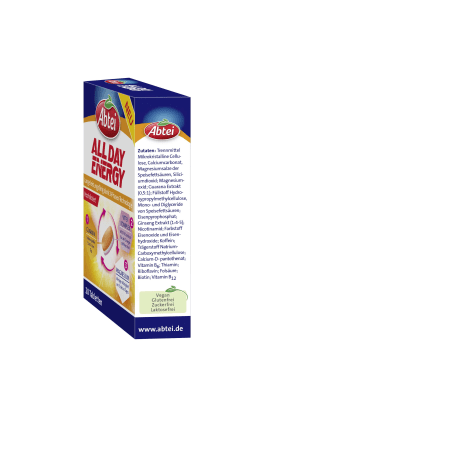 2 x All Day Energy (2x20 Tabletten)