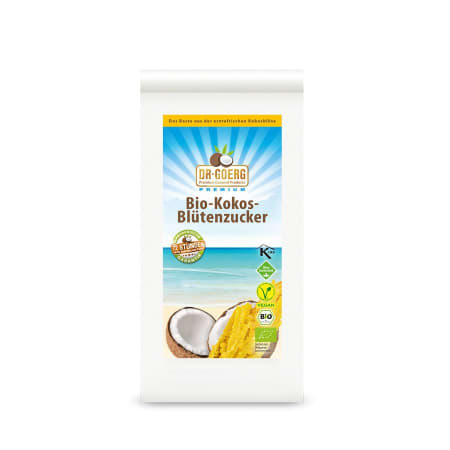Bio-Coconut Blossom Sugar (1000g)