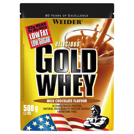 Gold Whey Protein (500g)