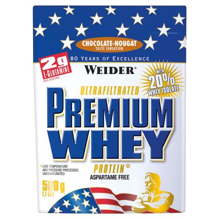 Premium Whey Protein (500g)