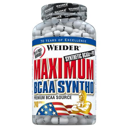 Maximum BCAA Syntho (240 caps)