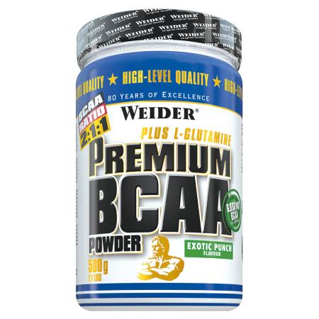 Premium BCAA Powder (500g)