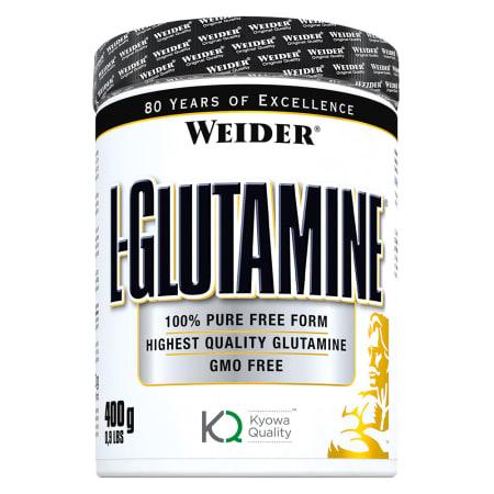 L-Glutamine (400g)