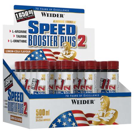 Speed Booster Plus 2 Citrus-Cola (20x25ml)