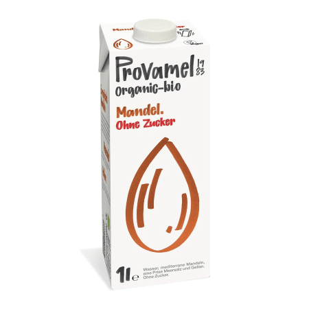 Mandeldrink Natural bio (1000ml)