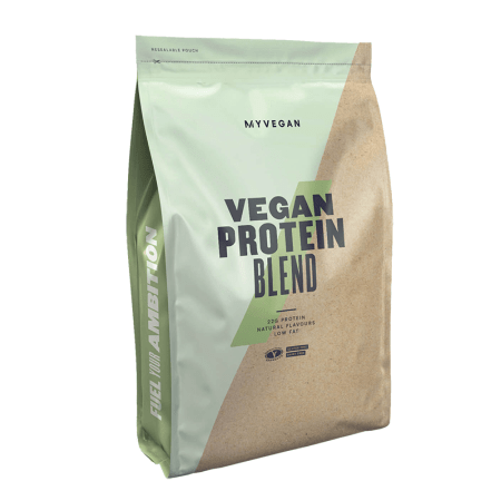 Vegan Protein Blend - 1000g - Strawberry