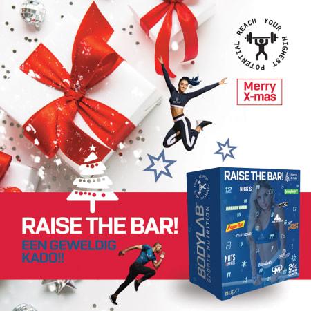 Bodylab Bar Adventcalender