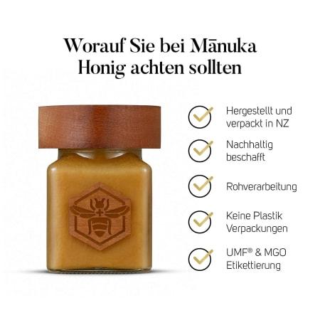 Manuka South® Manuka Honing MGO 263 / UMF 10 (250g)