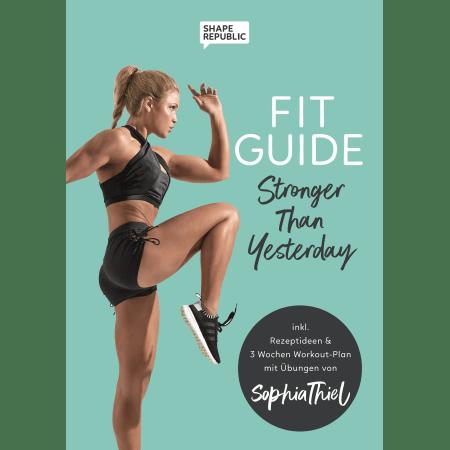 Stronger than yesterday – Full Body Guide