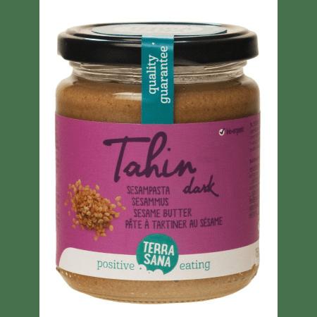 Tahin dark - Sesammus bio (250g)