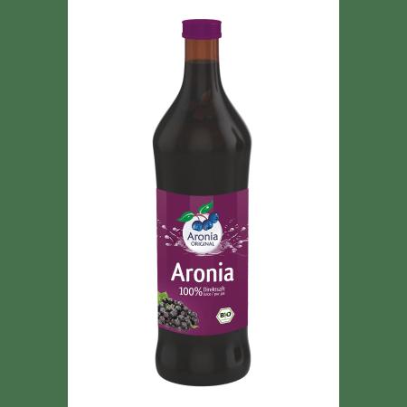 Aronia 100% Direktsaft bio (700ml)