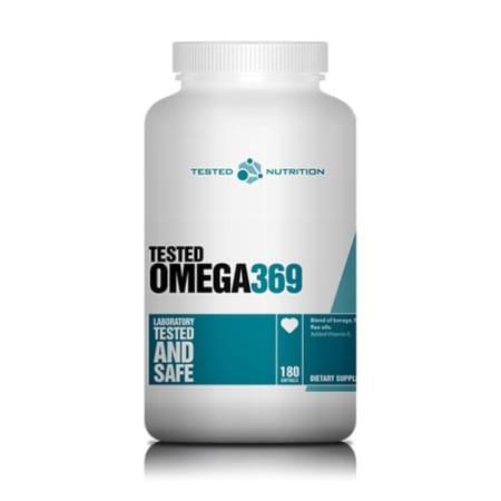 Tested Omega 3-6-9 (180 Kapseln)