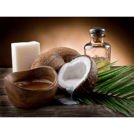 Organic coconut oil (1000ml)