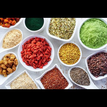 Organic Chia Seeds (2000g)