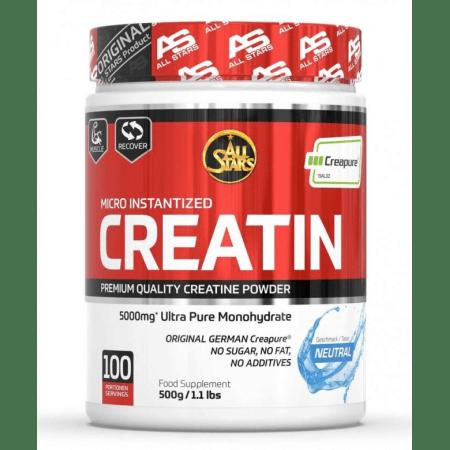 Creatin Monohydrat Creapure® (500g)
