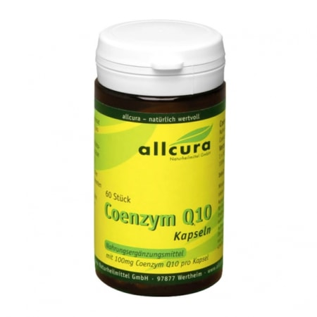 Coenzym Q10 (90 Kapseln)
