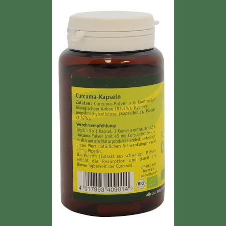 Curcuma Bio (90 Kapseln)