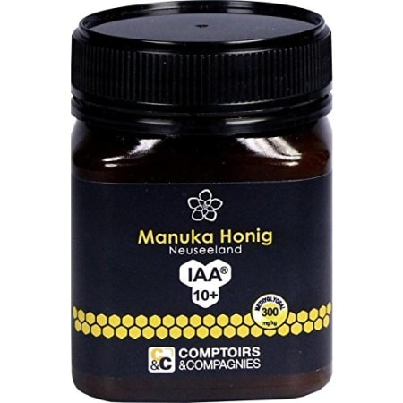 Manuka Honig aus Neuseeland MGO 300+ (250g)