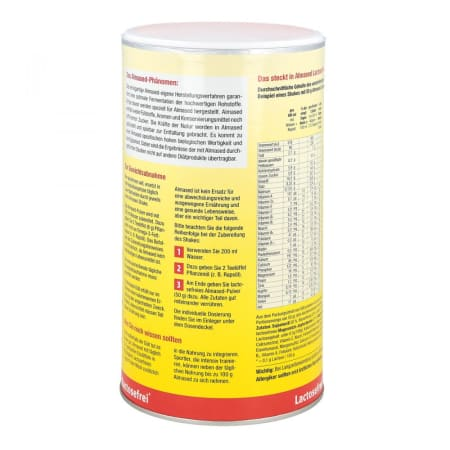 Vitalkost Laktosefrei Pulver Almased (500g)