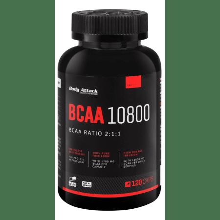 BCAA 10800 (120 caps)