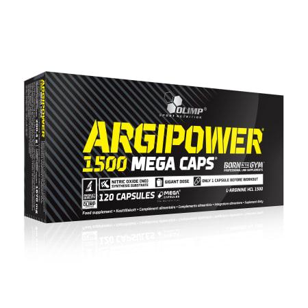 ArgiPower 1500 Mega caps Blister (120 caps)
