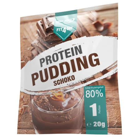10 x Protein Pudding Schoko (10x20g)