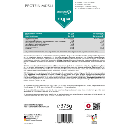 Protein Cereal (375g)