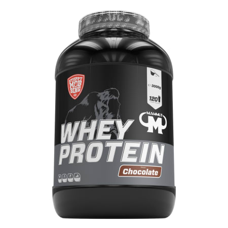 Mammut Whey Protein (3000g)