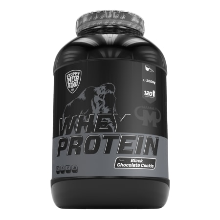 Black Whey - Black Chocolate Cookie (3000g)