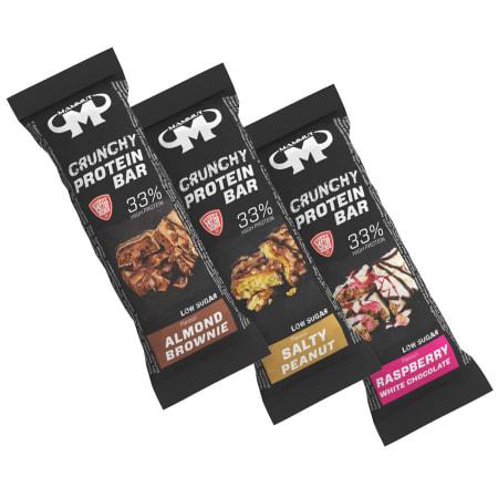 Crunchy Protein Bar - 12x45g - Mix Box