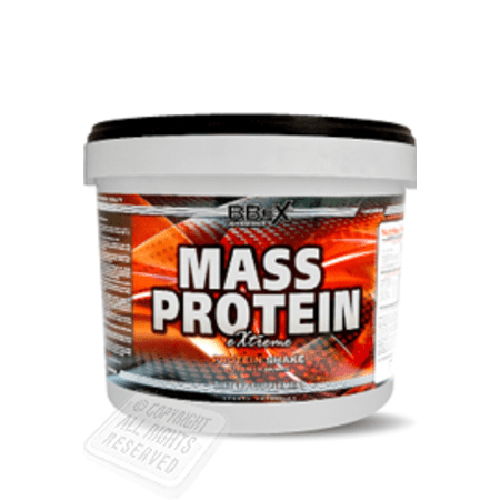 Mass Protein - 2270g - Vanilla