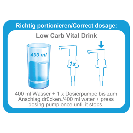 Vital Drink Concentrate (1000ml)