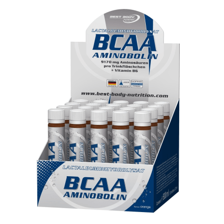 BCAA Aminobolin (20 x 25ml)