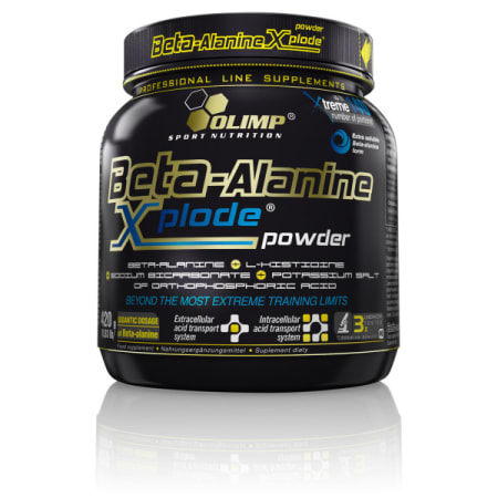 Beta-Alanine Xplode Orange (420g)